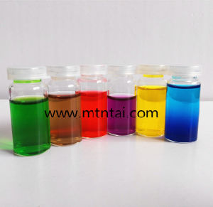 10ml Glass Sample Bottle with Plastic Snap Caps pictures & photos