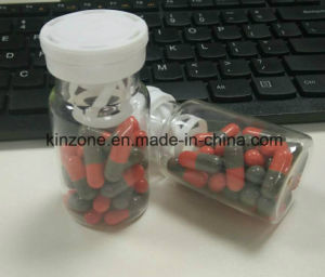 Orange Grey Slimming Capsules Citrus Fit Weight Loss Pills pictures & photos