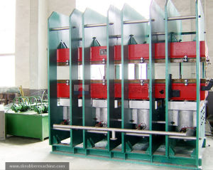 Rubber Plate Vulcanizing Press/Rubber Machinery pictures & photos