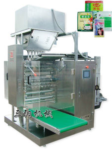 Dxdo-F900e Powder Packing Machine (4 Side Sealing & Multi-Lanes) pictures & photos