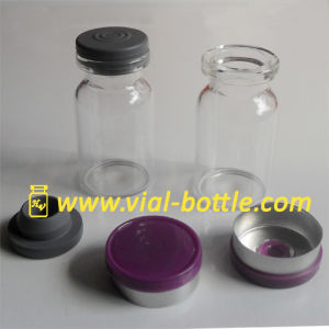 20mm Injection Caps, 7cc Eye Contact Lens Vial Bottle with Rubber Seal Set pictures & photos
