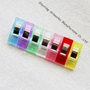 Hot Selling Fabric Binding Patchwork Quilt Plastic Sewing Small Size Wonder Clips