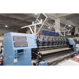 Yuxing 800rmp Lock Stitch Quilting Machine for Comforter Quilts Duvets pictures & photos