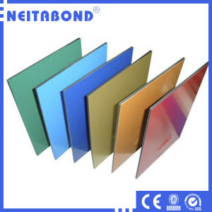 PVDF Aluminum Composite Panel for Curtain Wall Systems pictures & photos