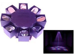 LED Eight Fish Jaw Light