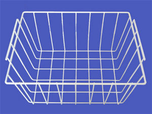 Freezer Wire Basket PE/PVC Coating (31025648)