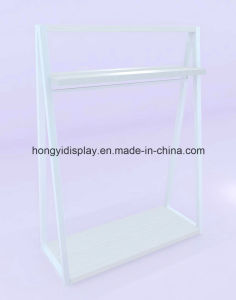 Gondola Display Stand for Garment Shop, Double Side Display Shelf pictures & photos
