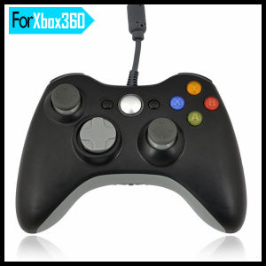 High Quality Wired Cable Game Controller Gamepad for xBox 360 pictures & photos