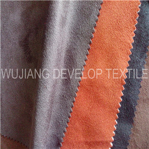 Polyester Micro Tricot Suede Fabric (DT2019)