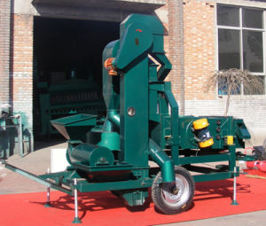 Wheat Seed Cleaner with Wheat Huller (5XZC-3C) pictures & photos