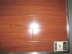 Smooth Surface Laminated Flooring With CE (118) pictures & photos