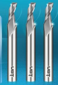 Aluminum Spiral ′o′ Flute Solid Carbide Router Bits