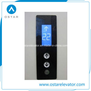 Cheap Price Elevator Lop, Lift Landing Operation Panel (OS42) pictures & photos