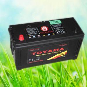 12V100ah Good Quality Car Battery Maintenance Free JIS Standard pictures & photos