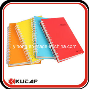 A5 Notebooks with Plastic Cover pictures & photos