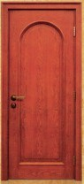 Solid Wood Door (New Model 019) pictures & photos