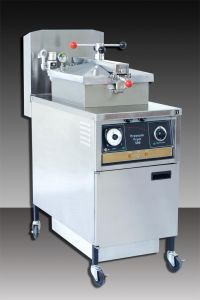 Gas Pressure Fryer for Chicken (PFE-500G) pictures & photos