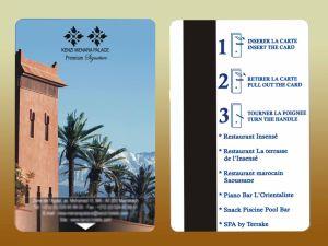 Key Card - 1