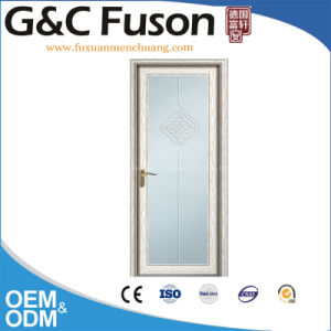 Double Glazing Aluminum Thermal Break Aluminium Casement Doors pictures & photos