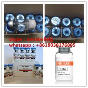 98% Original Igf1 Human Des1-3 Growth Hormone Peptide Igf-1lr3 1mg pictures & photos