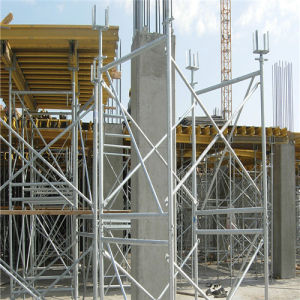 High Quality Custom Steel H U Frame Scaffold pictures & photos