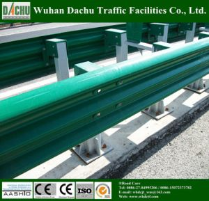 Galvanized Highway Guardrail and Sigma Section Post pictures & photos