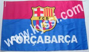 150cm Football Soccer Club Team Flag