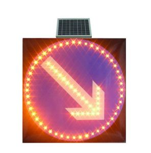 Solar Traffic Signal Light (HNSS-SG07)