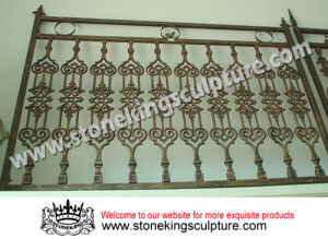 Cast Iron Fence and Wrought Iron Fence (SK-5006) pictures & photos