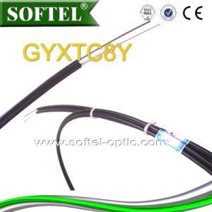 Gyxtc8y Self-Supporting Outdoor Figure 8 Fiber Optic Cable pictures & photos