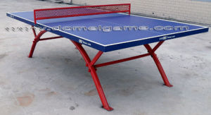 Outdoor Table Tennis Table DTT9031 pictures & photos