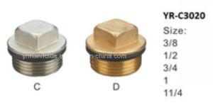 Brass Nipple, Bronze Nipple, Yr-C3018 pictures & photos
