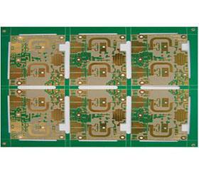 2 Layers Teflon PCB Board (Y-M10193)