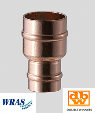Copper Solder Ring Fittings pictures & photos
