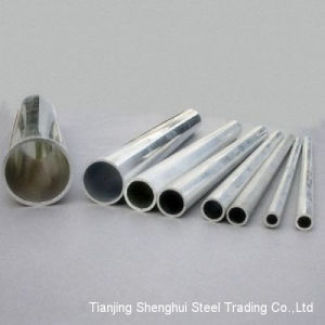 Seamless Stainless Steel Pipe (301) pictures & photos
