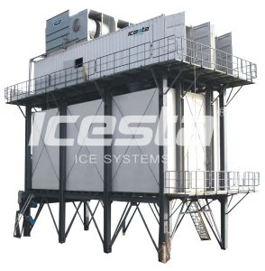 Icesta CE Flake Ice Plant for Ice Selling pictures & photos