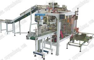 Plastic Bag Filling Packing Machines pictures & photos