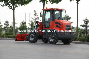 Everun Brand CE Approved Articulated 1.5ton Shovel Loader pictures & photos
