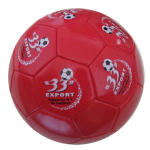 Soccer Ball/Promotion Ball, PVC Cover, 32 Panel, Machine-Stithing (B01348) pictures & photos