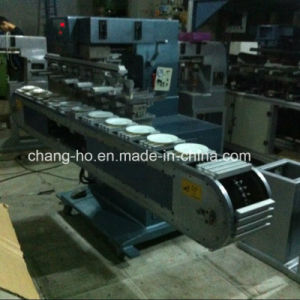 Six Color Tank Belt Pad Printing Machine pictures & photos