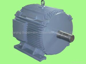 6kw Horizontal Permanent Magnet Generator/Alternator pictures & photos