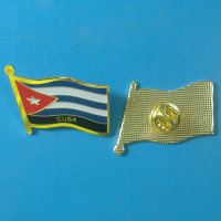 Custom Flag Metal Lapel Pin pictures & photos