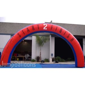 Inflatable Arch Start& Finish Line, Sports Events Archway (K4027) pictures & photos