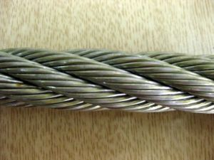 Steel Wire Rope Carbon Steel Core 68mm pictures & photos