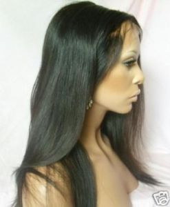 7A Brazilian Virgin Human Hair Glueless Full Lace Wigs pictures & photos