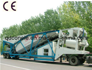 Mobile Concrete Mixing Plant (YHZS Series)