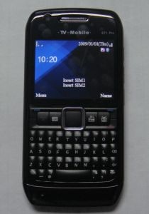 Quad Band Mobile Phone With TV Dual SIM Card Dual Standby(E71PRO)