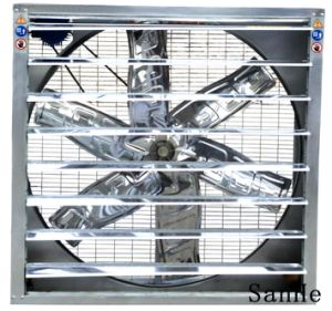 Poultry Greens/Greenhouses/Industrial Ventilation Wall-Mounted Axial Exhaust Fan pictures & photos