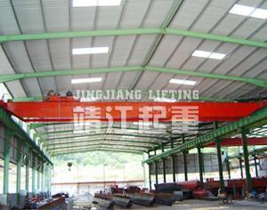 Electric Hoist Double-Girder Bridge Crane
