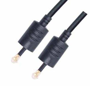 Customized Plastic Optical Fiber Toslink Cable pictures & photos
